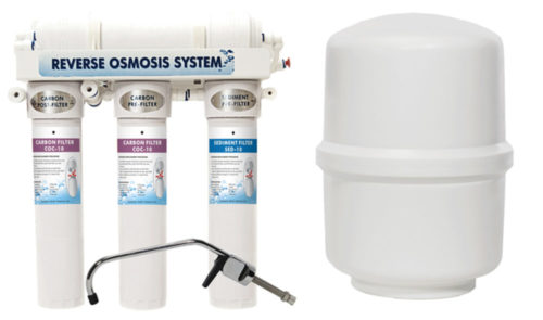 475 Pro Series Reverse Osmosis Drinking Water System with Bo
